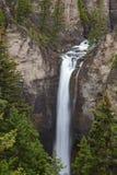 Zbliżenie wierza Spada w Yellowstone Obrazy Royalty Free