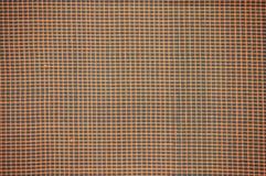 Zbliżenie wzór tajlandzka handmade tkanina Obraz Royalty Free
