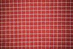 Zbliżenie wzór tajlandzka handmade tkanina Zdjęcie Stock