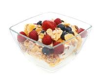 Zboża śniadanie Obraz Royalty Free