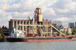 zbożowy statek zdjęcia stock