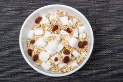 Zboże cukier Fotografia Stock