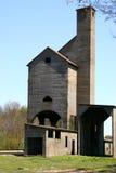 zbożowy windy, drewniany Fotografia Royalty Free