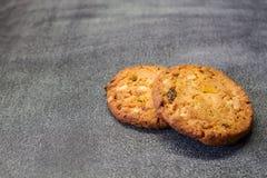 Zboży ciastka Zdjęcie Stock