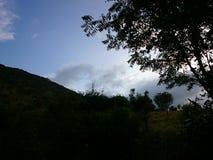 Zbocza góry życie Zdjęcie Royalty Free