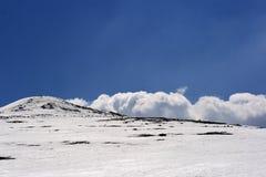 zboczy górskie Zdjęcia Stock