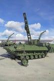 Zbroi wyzdrowienia pojazd BREM-D Zdjęcie Stock