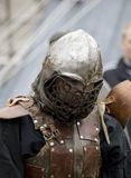 zbroja średniowieczny rycerz Fotografia Royalty Free