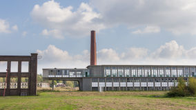 zbudować starego przemysłowe Obraz Stock