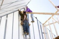 zbudować do domu Zdjęcia Stock