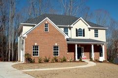 zbudować nowy dom Obraz Stock
