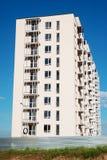 zbudować nowy mieszkaniowego Fotografia Stock
