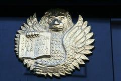 zbudowane szczegół historyczny Wenecji Zdjęcie Royalty Free