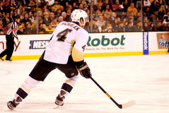 Zbynek Michalek Pittsburgh Penguins Royalty Free Stock Photo