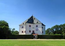 Zda del› del DEK HvÄ del ¡ di Letohrà - Star il palazzo di estate della stella della villa Fotografia Stock Libera da Diritti