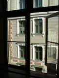 zdaniem okno Zdjęcie Royalty Free