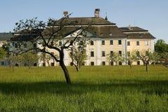 Zdar nad Sazavou, Czech republic. Castle in Zdar nad Sazavou, Czech republic stock photo