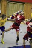 Zdenek Polasek - balonmano Foto de archivo libre de regalías