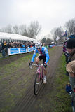 Zdenek Stybar at world championship 2012 Stock Image