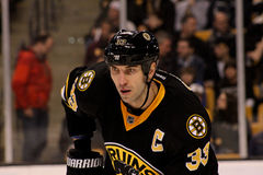 Zdeno Chara Boston Defenseman Royalty Free Stock Photo