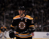 Zdeno Chara, Boston Bruins Stock Photo