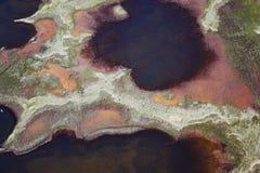 zdjęcie powietrznej tło Zdjęcia Stock