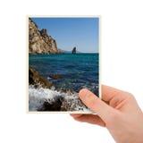 zdjęcie ręce Zdjęcie Stock