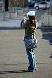 zdjęcie dziewczyny Zdjęcie Stock