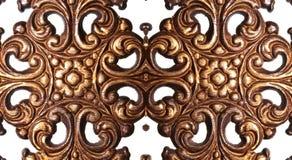 zdobienia deseniują drewnianego obraz stock