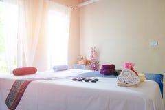 Zdrój i masażu centrum Obraz Royalty Free