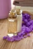 Zdroju aromatyczny set zdjęcia stock
