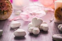 Zdroju składu walentynek dnia miłości ciała kierowi zdrowie Obrazy Stock