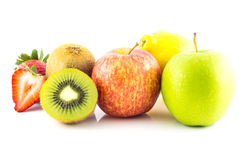 zdrowa żywność Obraz Royalty Free