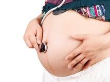 zdrowa ciąża Fotografia Stock