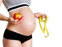 zdrowa ciąża Obraz Stock