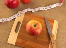 Zdrowa dieta i odżywianie dla ciężar straty Zdjęcia Stock