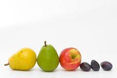 zdrowa jesień dieta Obraz Stock