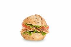 zdrowa kanapka Obraz Royalty Free