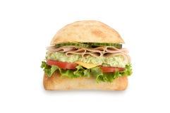 zdrowa kanapka Obrazy Royalty Free