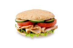 zdrowa kanapka Zdjęcia Stock
