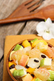 zdrowa owoc sałatka Zdjęcie Royalty Free