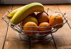 Zdrowa pożytecznie owoc Zdjęcia Royalty Free