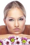 zdrowa skóra Zdjęcie Stock