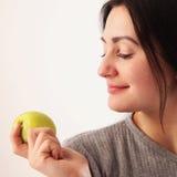 zdrowe jeść zdjęcie stock