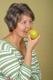 zdrowe jeść organicznych Zdjęcia Royalty Free