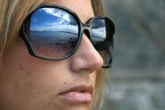 zdrowe młode kobiety piękne Fotografia Stock