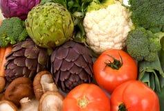 zdrowe warzywa Fotografia Stock