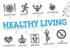 zdrowe życie pojęcia Fotografia Stock