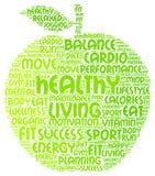 zdrowego życia ilustracja wektor