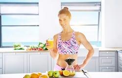 Zdrowej diety i stylu życia pojęcie Fotografia Stock